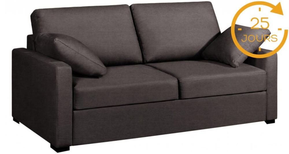 Canapé lit couchage quotidien Osman livraison rapide