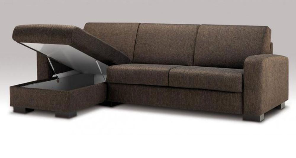 Canapé d'angle haut de gamme Dicaprio