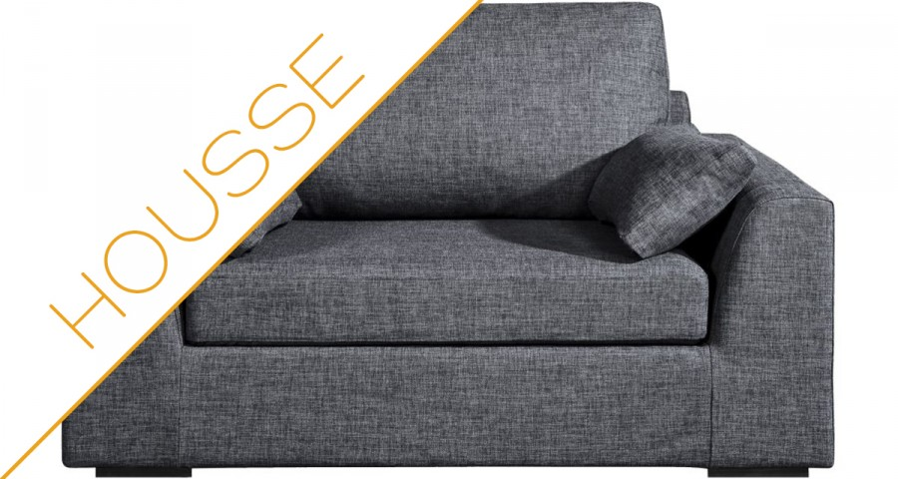 Déstockage housse fauteuil Tenerife XL Home Spirit