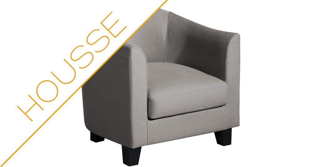 Déstockage housse fauteuil Solo Home Spirit