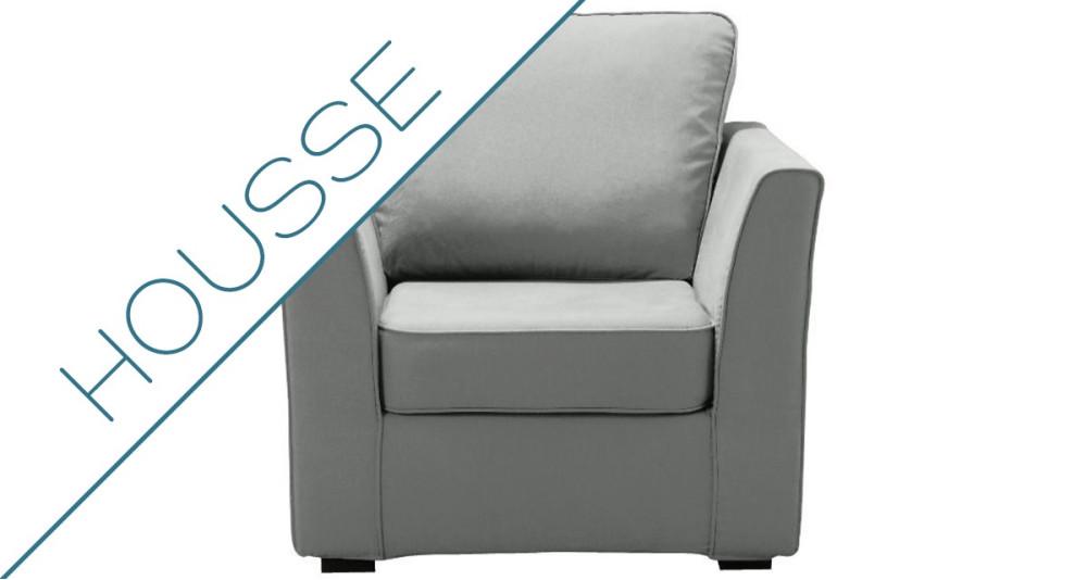 Housse fauteuil Charlotte Home Spirit