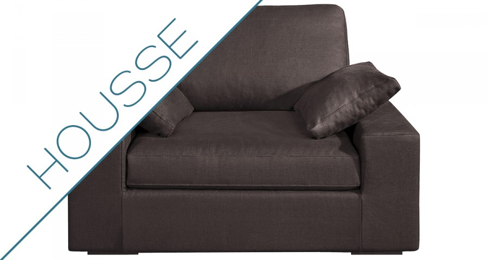 Housse fauteuil Neptune XL Home Spirit
