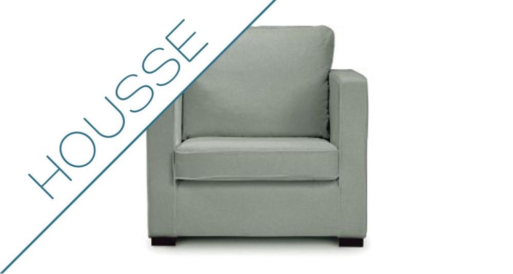 Housse fauteuil Palerme Home Spirit