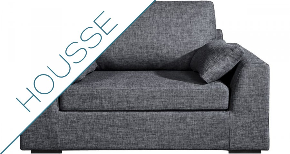Housse fauteuil Tenerife XL Home Spirit