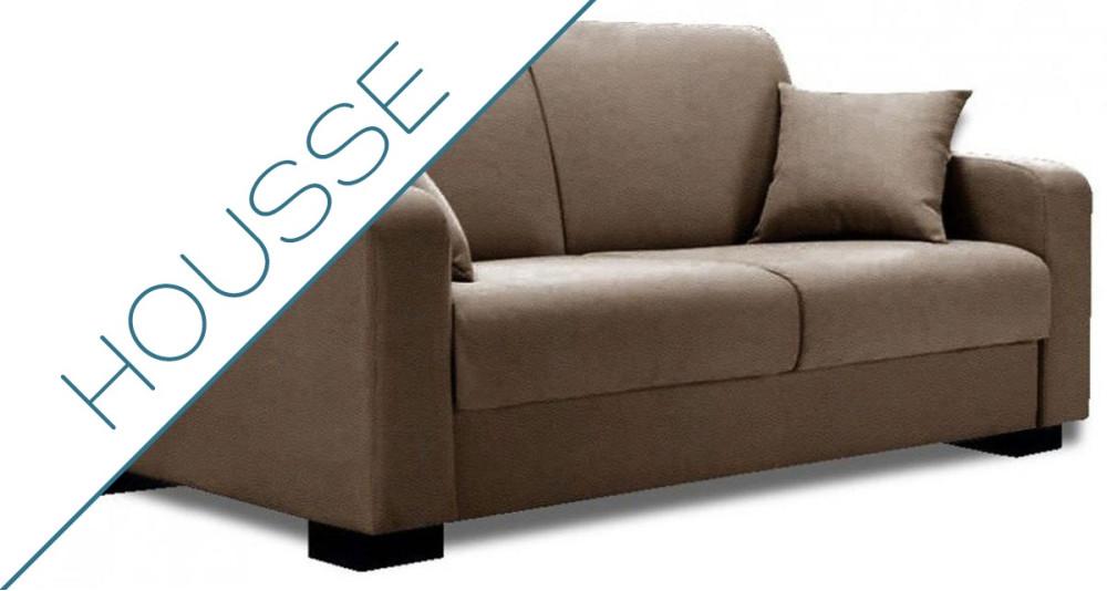 Housse canapé Leonardo Confort Plus