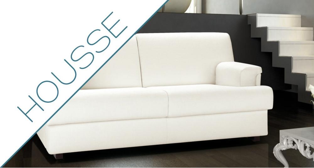Housse canapé Monet Confort Plus