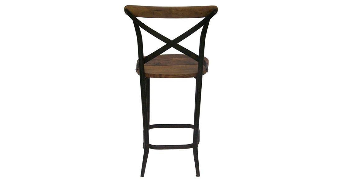 De Industrielle Durham Bar Chaise Bistrot LSzVpMUGq