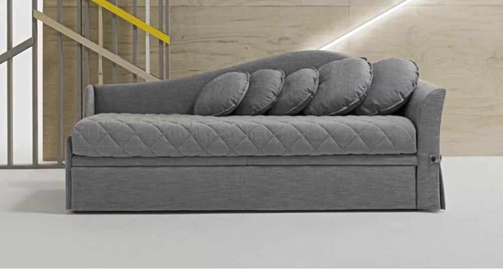 Canapé lit gigogne de charme Saint Vaast Dienne