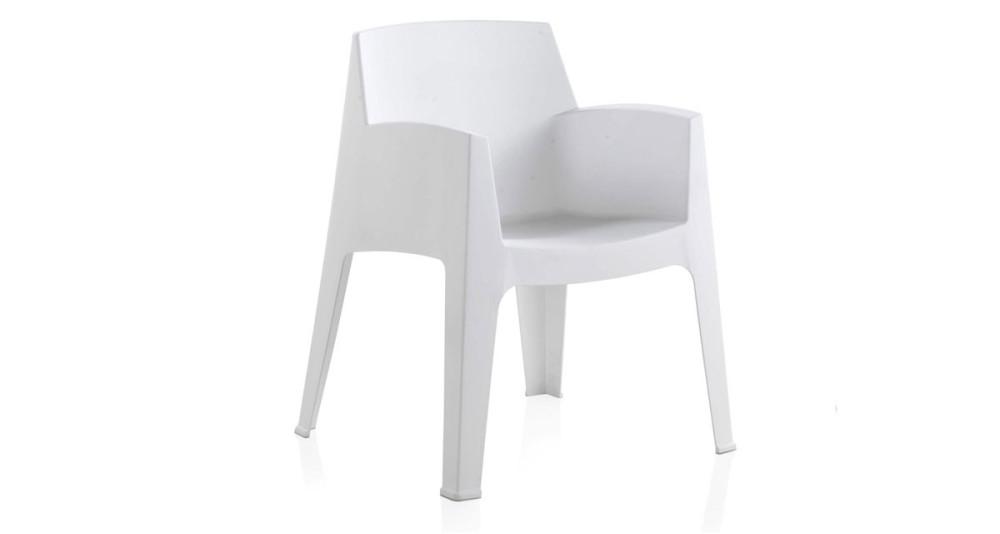 Lot 40 fauteuils empilables Master - 2 coloris