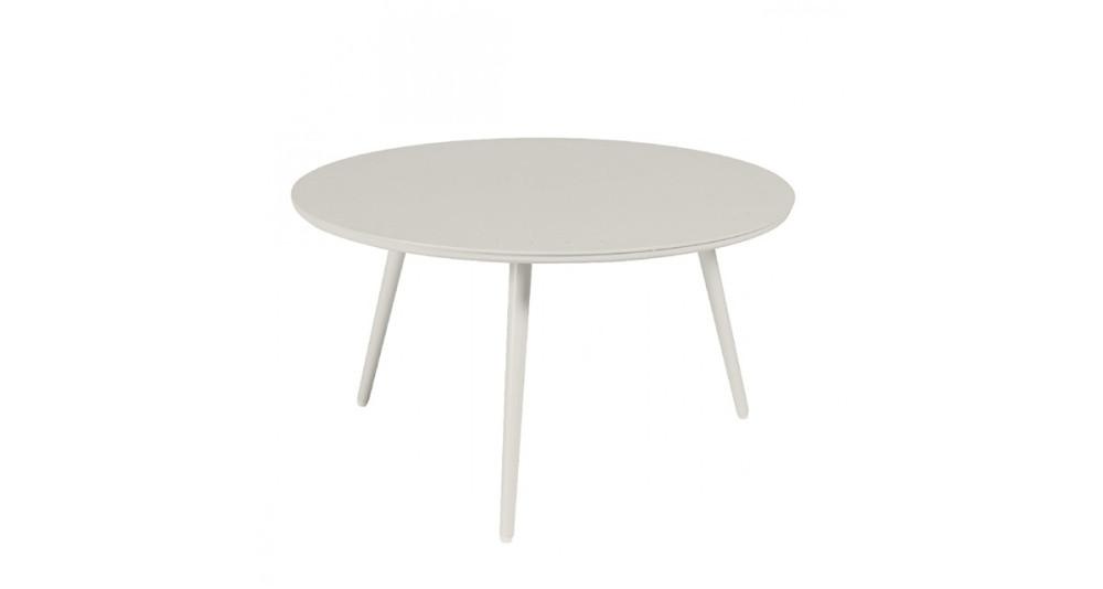 Table basse Sienna ronde en aluminium