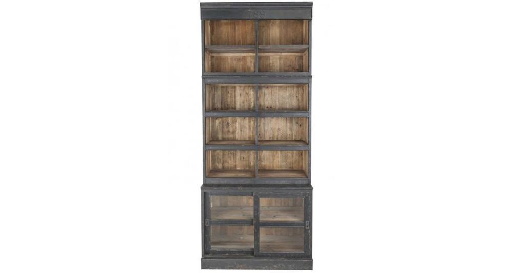 Bibliothèque Jordaan à portes