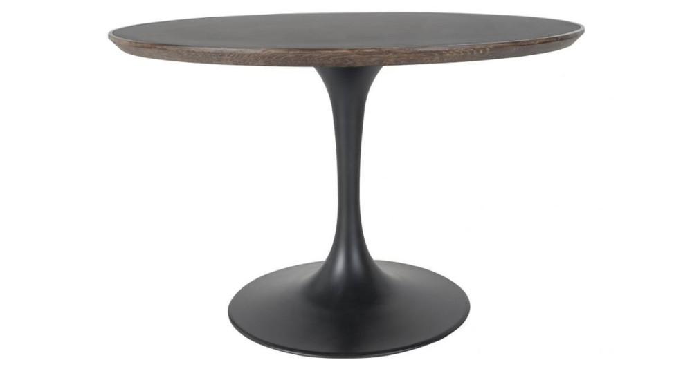 Table Tulipa Pierre Bleue ronde
