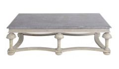 Table basse Duchesse pierre bleue
