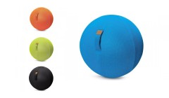 Boule gonflable Sitting Ball Mesh - 4 coloris