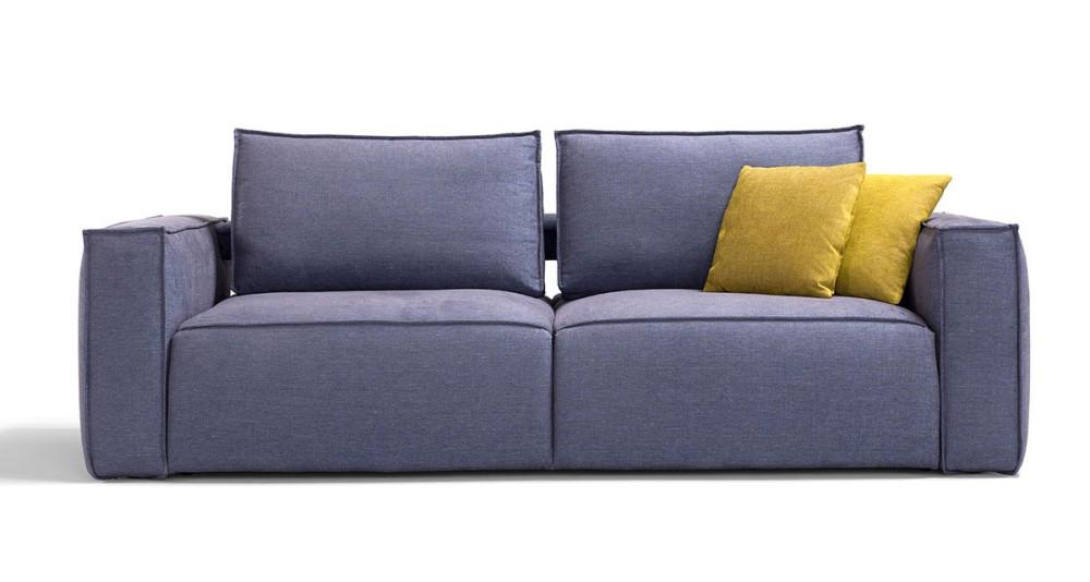 Canapé fixe/convertible le plus confortable Douceur