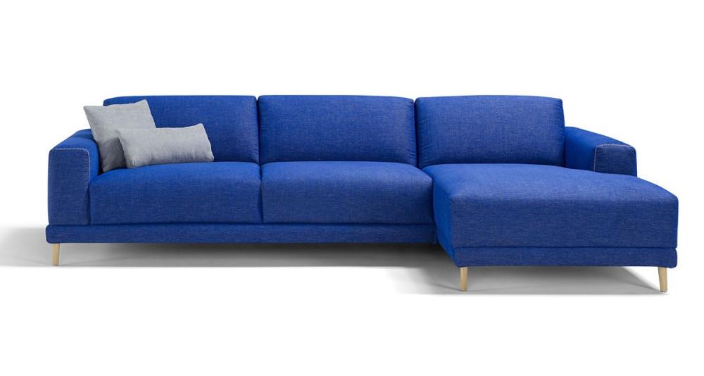 Canapé d'angle scandinave Quattro