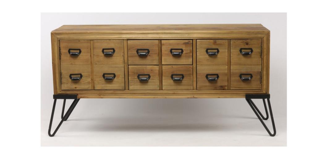 Commode vintage multi tiroirs Courtenay