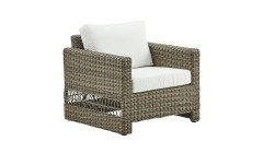 Fauteuil lounge Carrie