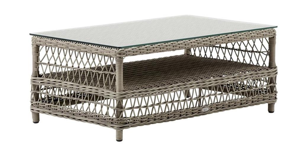 Table basse extérieur Hazel