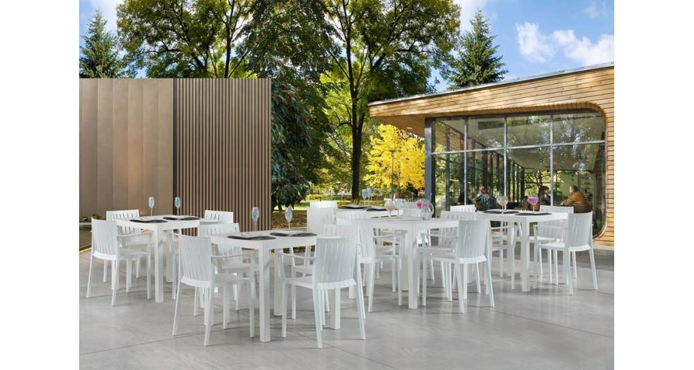 Lot 20 fauteuils jardin Edmundo