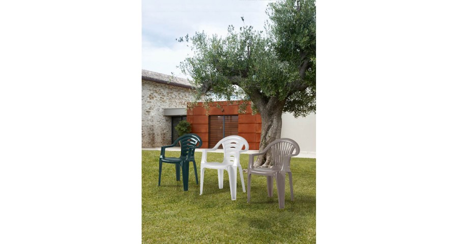 Lot 160 chaises jardin Faustina