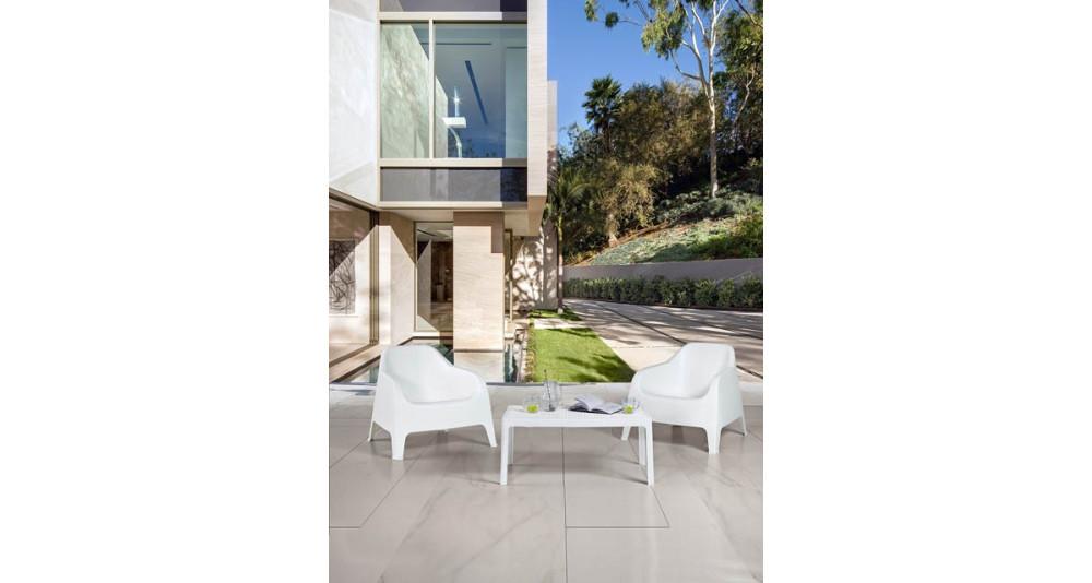 Lot 25 fauteuils relax jardin Dolores