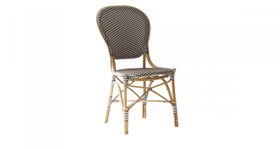 Chaise Isabelle en rotin