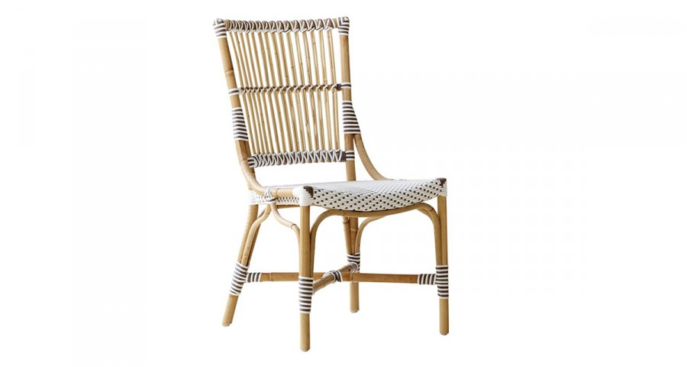 Chaise en rotin Monique