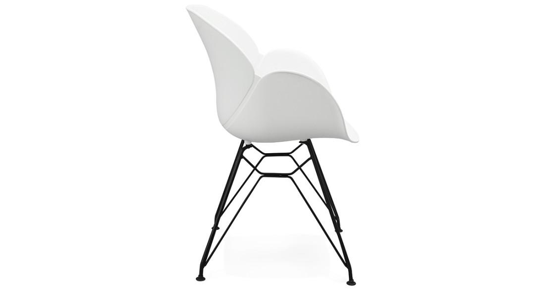 Design Et Industriel Blanche Chaise Au Dorotea Scandinave n0yOwvmN8