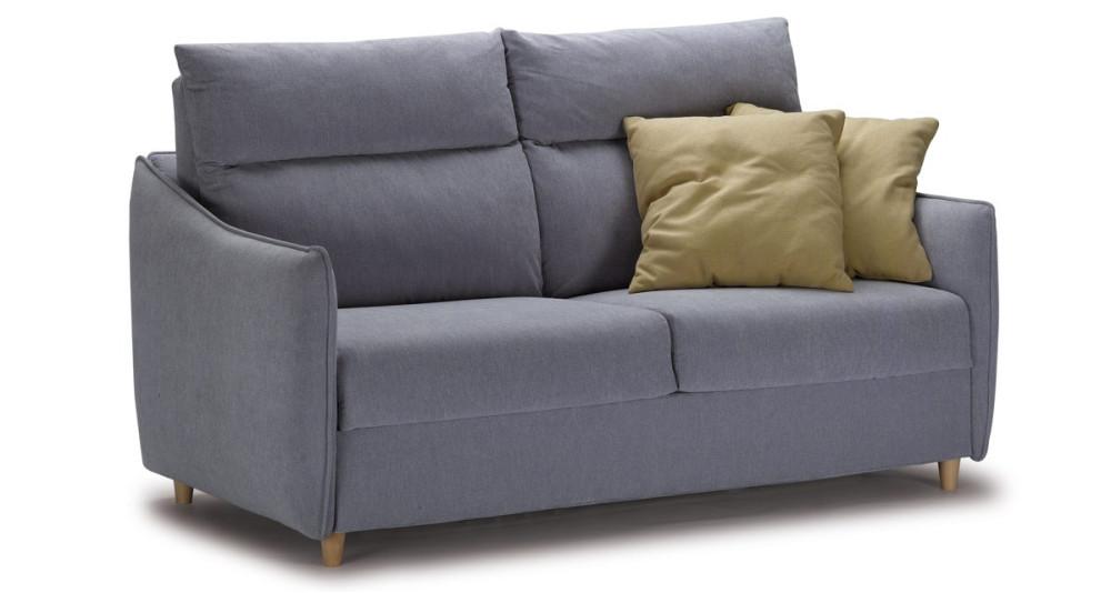 Canapé lit quotidien avec dossier moelleux Arianna