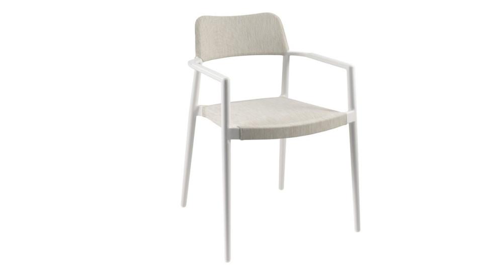 Lot 2 chaises à mousse séchage rapide Olmeto