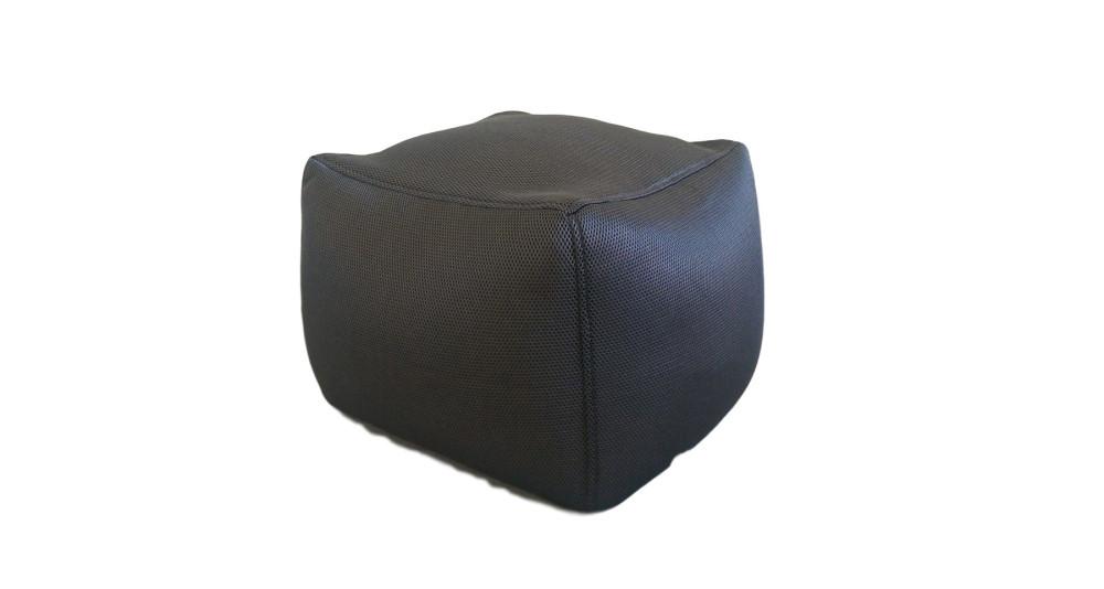Pouf cube Lisburn 40 cm