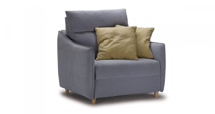 Fauteuil convertible confort moelleux Arianna