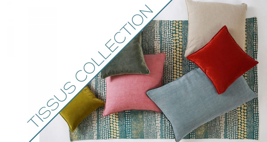 Lot 2 coussins Home Spirit personnalisables