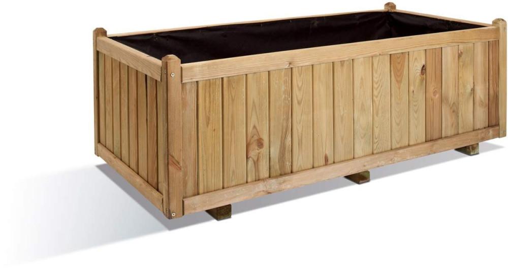Jardinière XL 140 x 70 cm, 312 L Vendôme 140