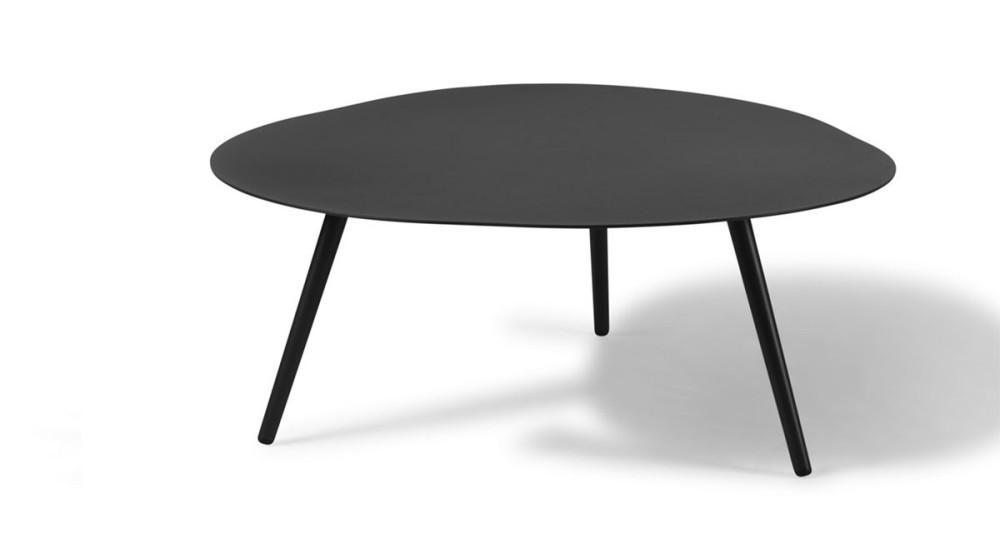 Table basse colorée en métal Elassona