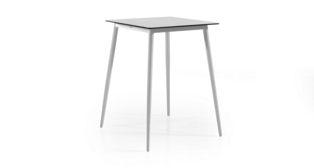 Table de bar 80 x 80 cm Leonidio