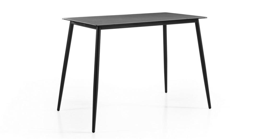 Table de bar 150 x 80 en céramique Leonidio