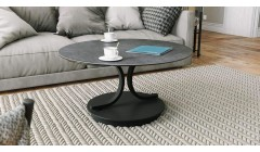 Table basse pivotante Paparella - 4 couleurs