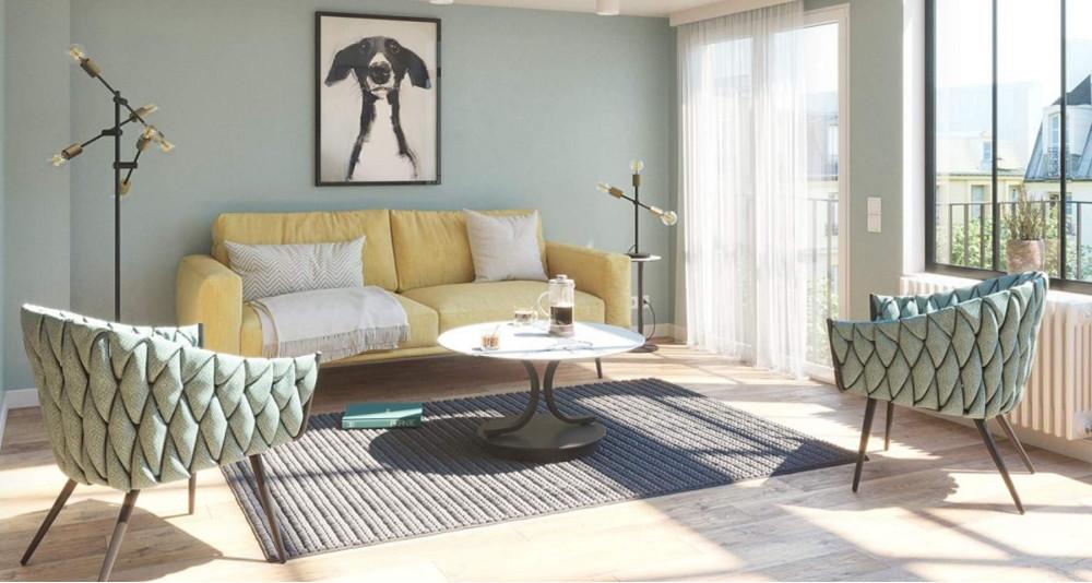 Table basse pivotante Paparella - 4 couleurs