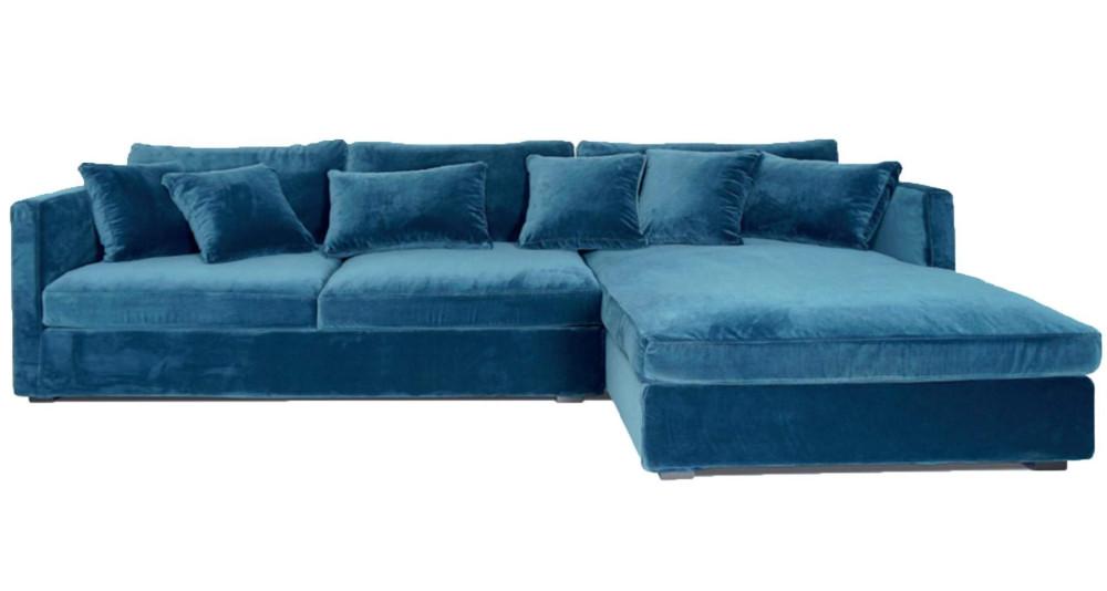 Canapé d'angle Chicago Home Spirit