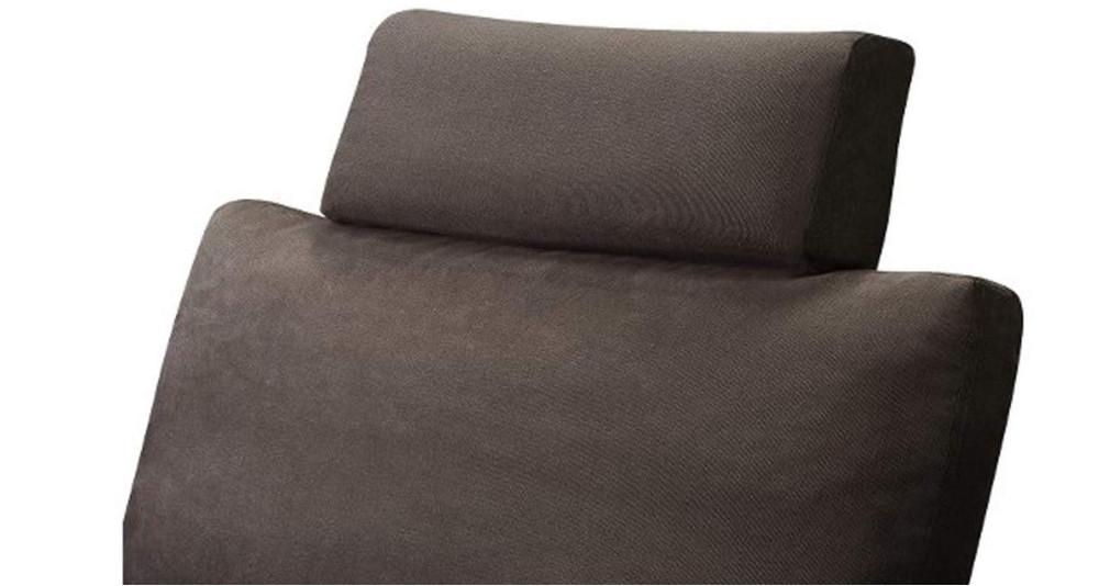 Têtière amovible pour canapé, fauteuil