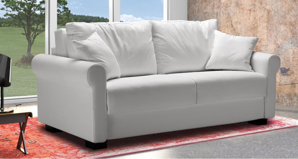 Canapé lit classique haut de gamme Rubeno