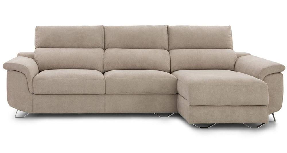 Canapé d'angle à assises et dossiers coulissants Celestina