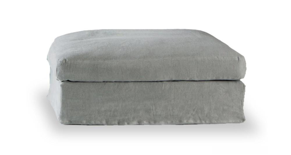 Pouf 105 x 52 cm au confort moelleux Sahara