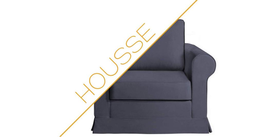 Déstockage housse fauteuil Cordoue Home Spirit