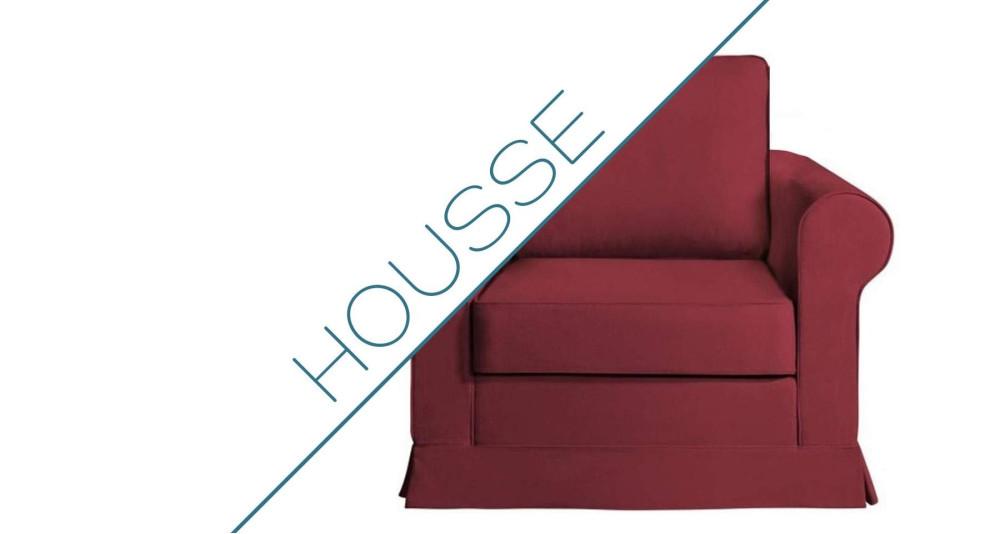Housse fauteuil Cordoue Home Spirit