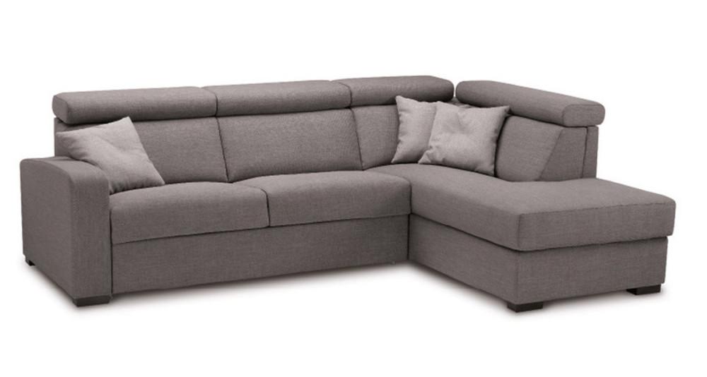 Canapé d'angle confortable Anita