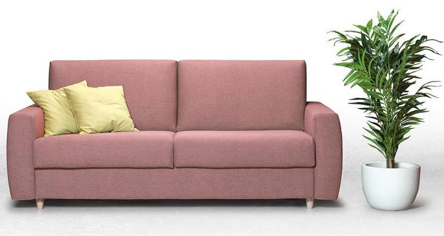 Canapé convertible couchage quotidien cosy Ronnie