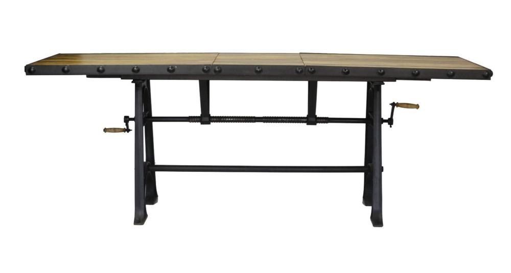 Table extensible à manivelle Monument